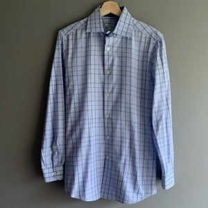 Men's Perry Ellis Portfolio Slim Fit Dress Shirt